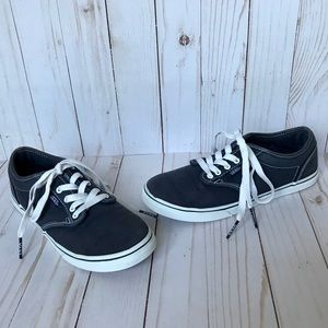 Vans Off The Wall Blue Sneakers Size Women's 6